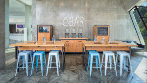 Water Is The Only Thing You Can Order At This New Bar