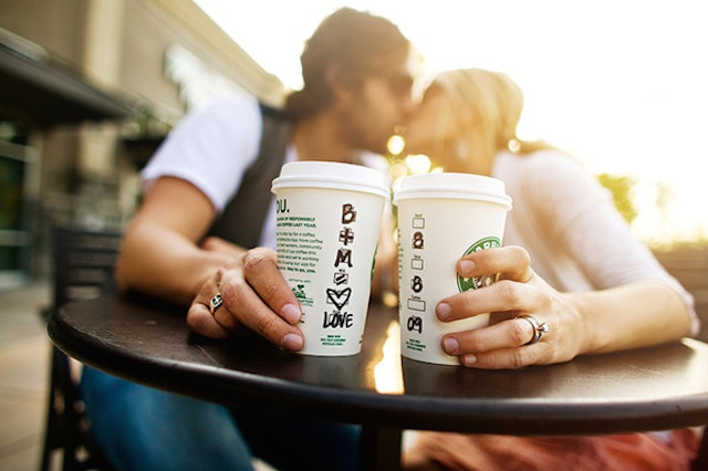 Dating starbucks