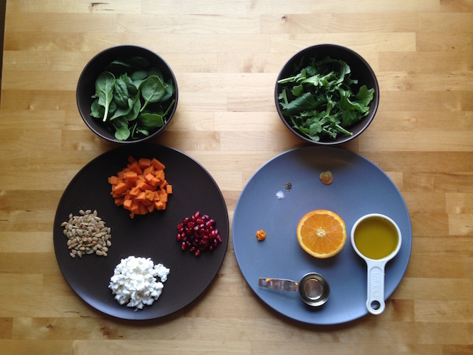 spring picnic salad