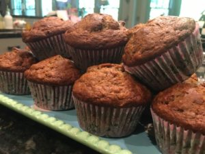 These All-Natural Banana Nut Muffins Are Hearty and Healthy