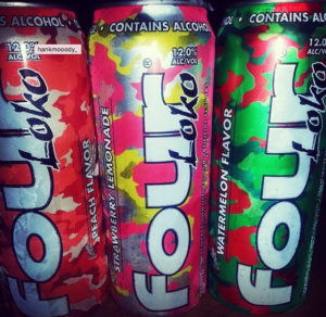 Photo courtesy of @fourloko on Instagram