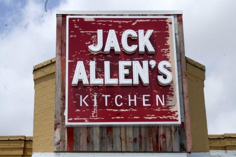 Jack Allen's Kitchen