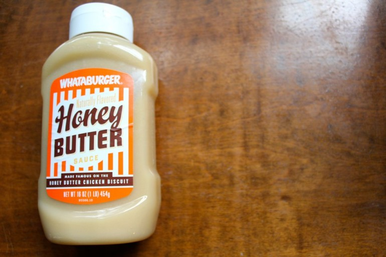 Whataburger's Honey Butter Hits Stores