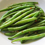 The Easiest Lean, Green, String Bean Recipe