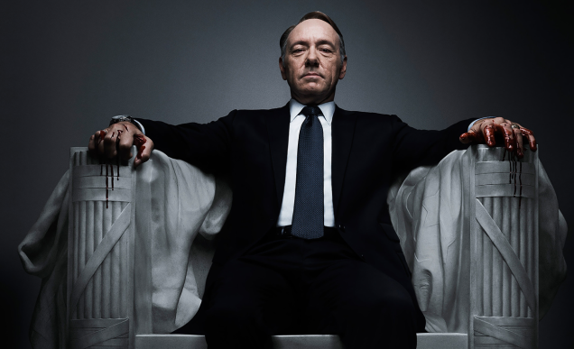 If Characters from House of Cards Were Sandwiches