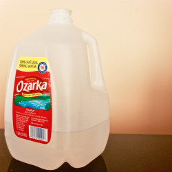 What Drinking a Gallon of Water a Day Really Looks Like