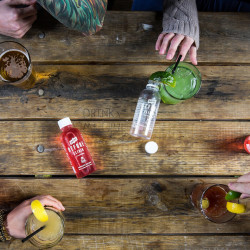 This Drink Will Prevent Your Alcohol-Induced Redness