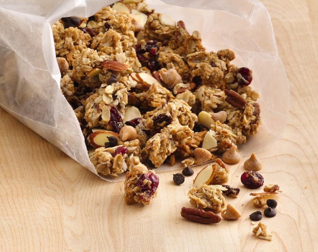 ... raisins low fat chewy granola bars instead of raisins share these bars