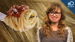 10 Food Problems People With Long Hair Understand