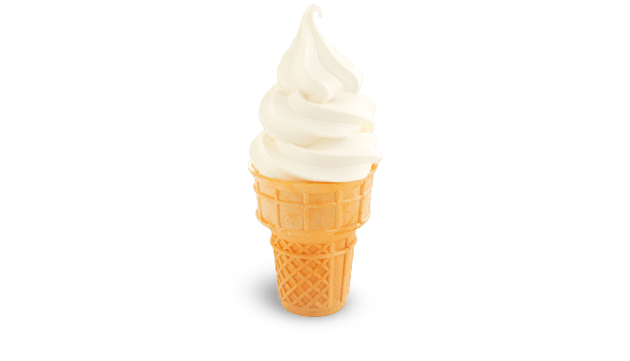 McDonald's Soft Serve