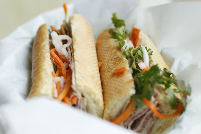 Where You Can Get The Best Bánh Mì in Austin for $5 or Less