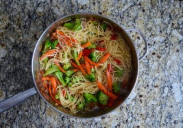 How to Make Vegetarian Stir-Fry in 15 Minutes