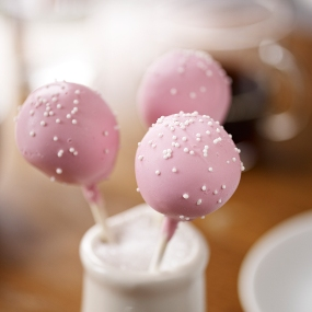 Starbucks Birthday Cake Pop Recipe Bakerella