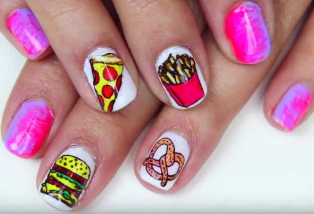 These 17 Nail Designs are Ridiculously Delicious