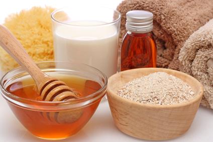Facial Honey Oatmeal Milk