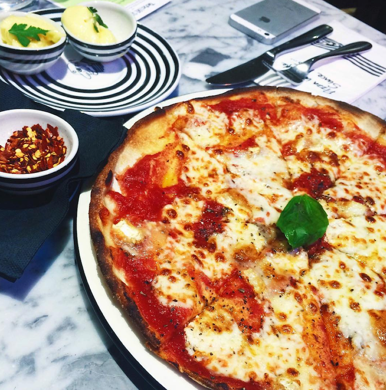 Pizza Express for Dinner