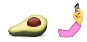 avocado emoji