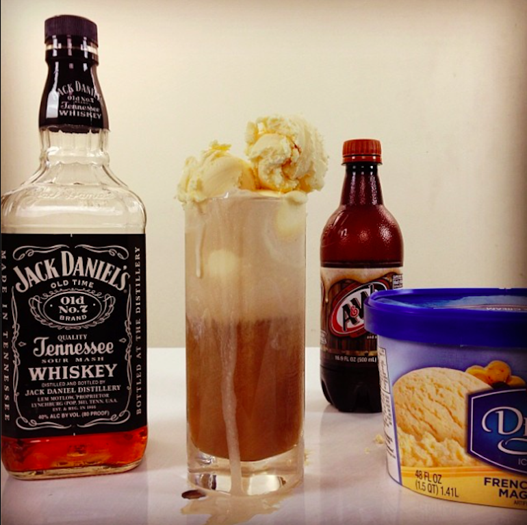 Cocktail Mit Jack Daniels