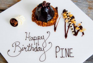 Photo Source: PINE Restaurant Facebook Page