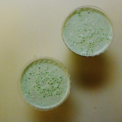 Ditch the McDonald's Line for this Under 10 Minutes Shamrock Shake