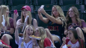If the Sorority Girl Selfie Commentary Was About Foodstagramming