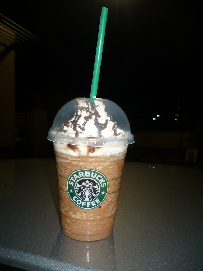 Double Chocolaty Chip Frappuccino®