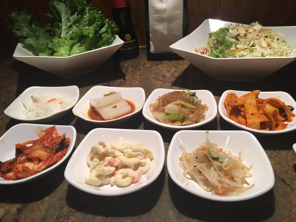 AYCE Korean BBQ