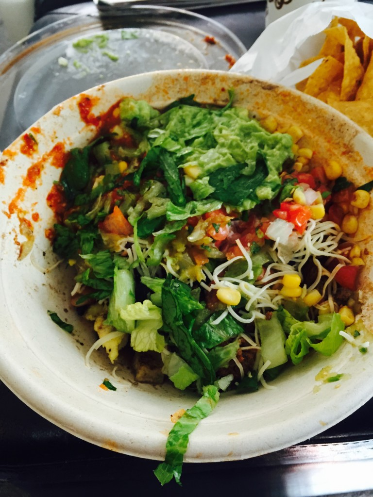 Fast Casual Mexican Joints