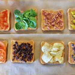 Taste Test: The Most Bizarre Peanut Butter Sandwich Combos