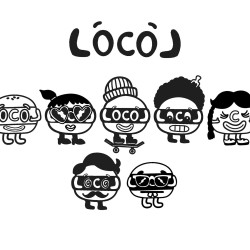 "Loco'l: Fast Food by ""Crazy"" Chefs"