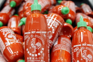 Official Sriracha Snacks are Coming to Ruin any Chance of You Breaking that Red Rooster Addiction