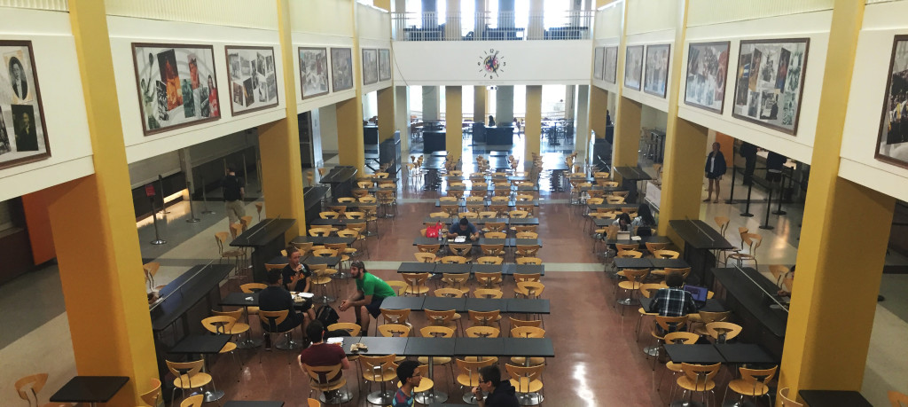 Umd Food Court Hours