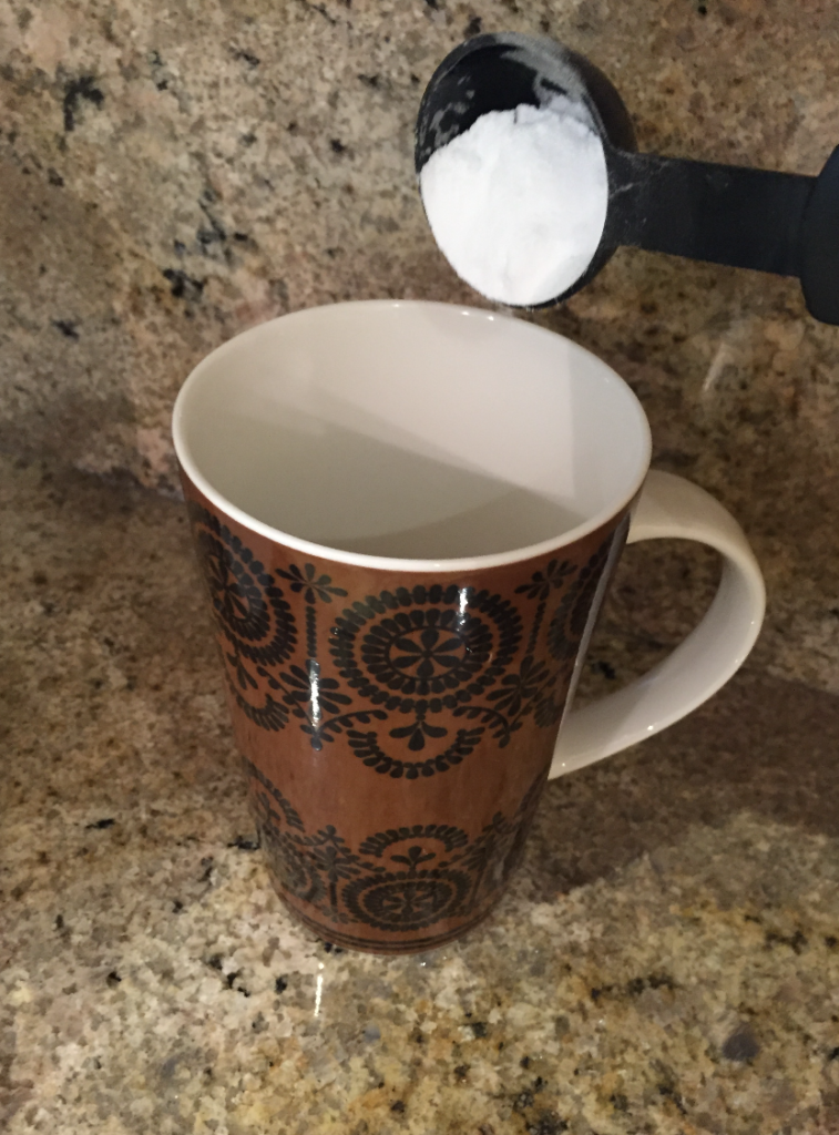 How to Get Stains Out of Your Mug