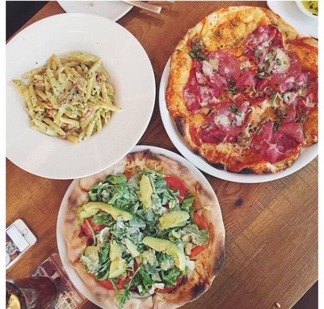 California Pizza Kitchen Glendale: 21 Things The Rest Of The Country Should Thank California For