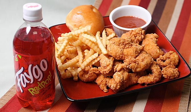 Fried Chicken in America