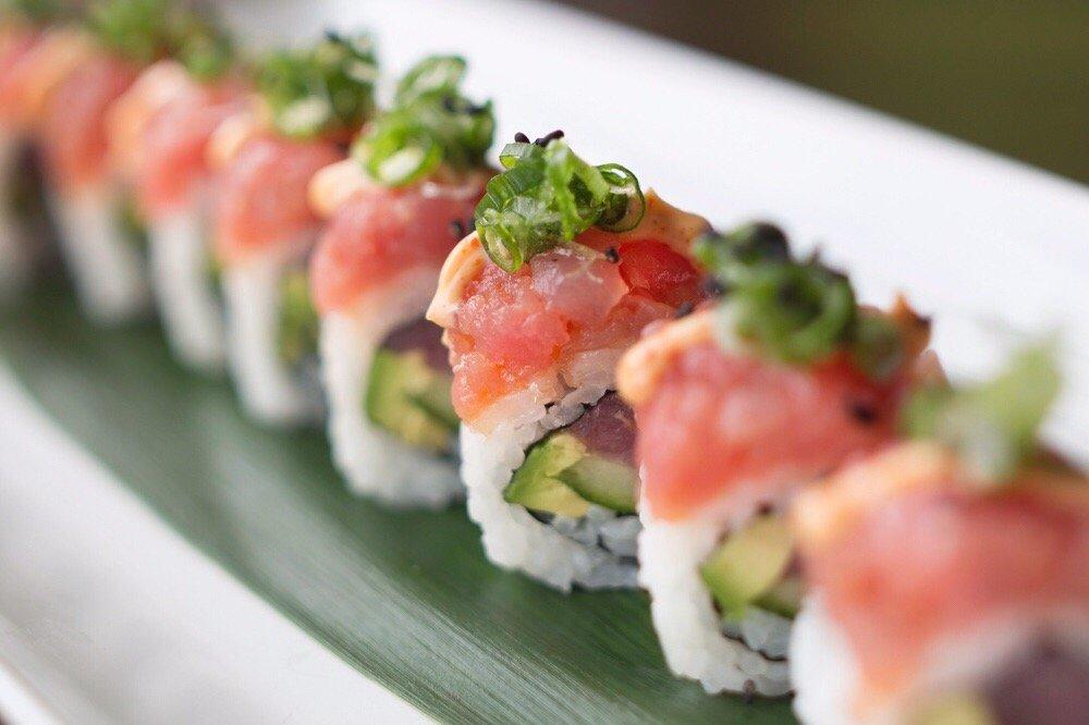 best sushi restaurant