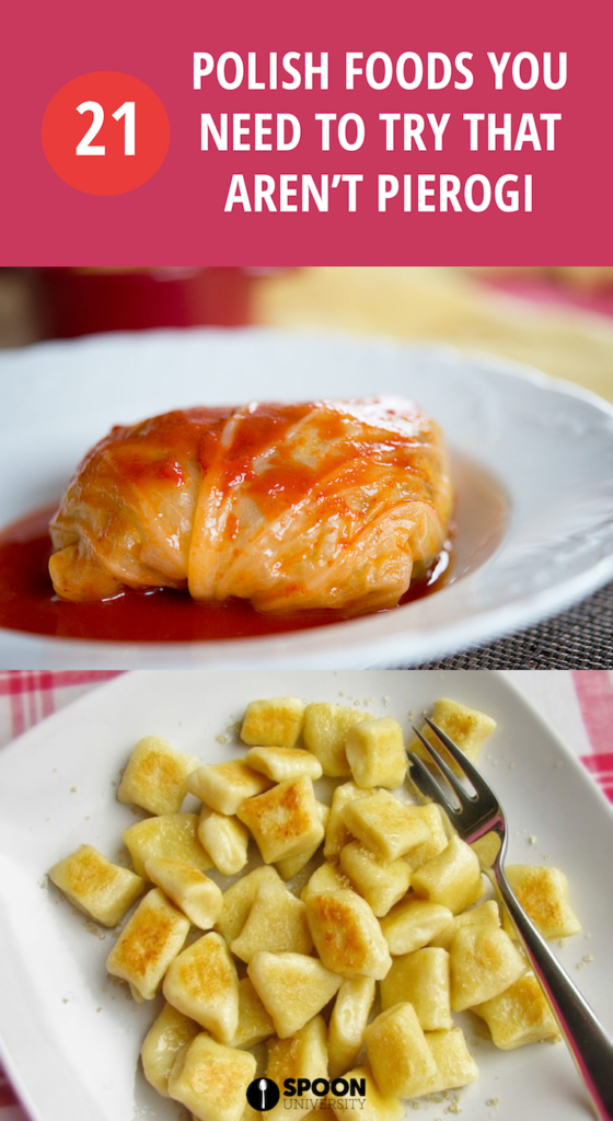 21 polish foods you need to try that arent pierogi polish forumfinder Images