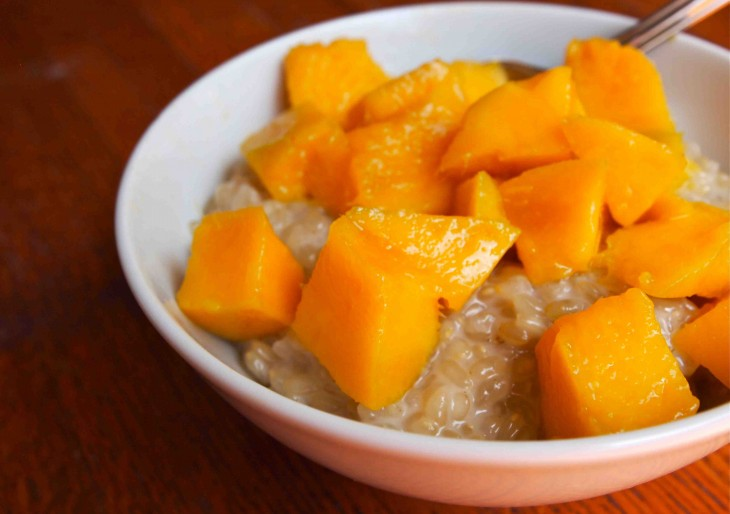 Posted by Kendra Valkema | Coconut Sticky Rice with Mango- by Kendra ...