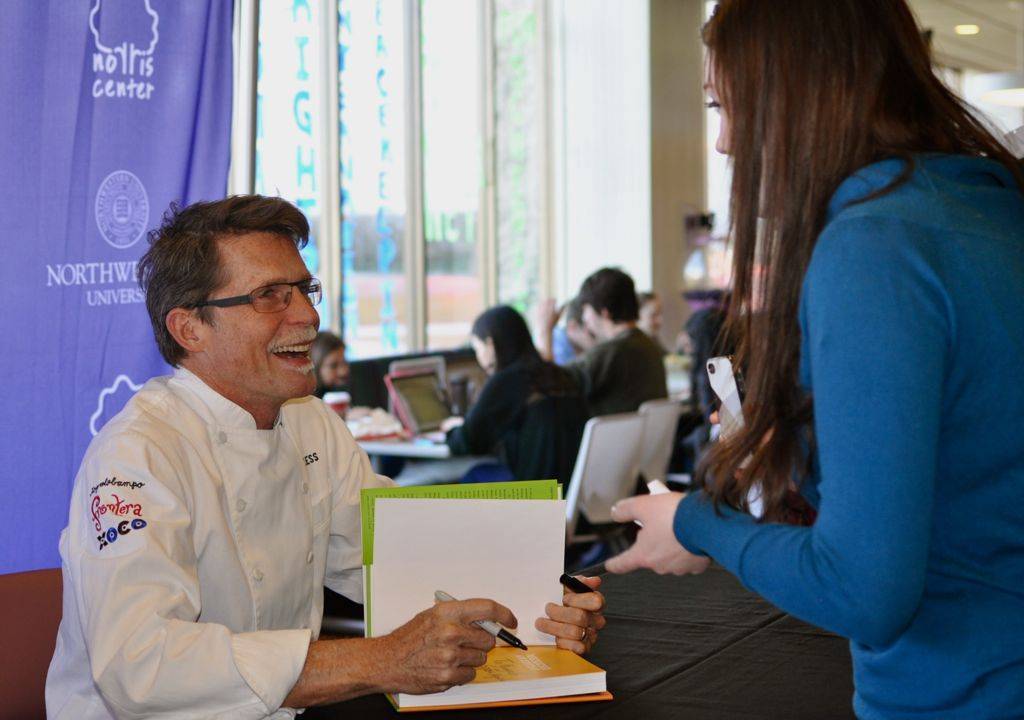 Q&A with Celebrity Chef Rick Bayless