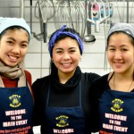 Spoon Volunteers at the Campus Kitchen