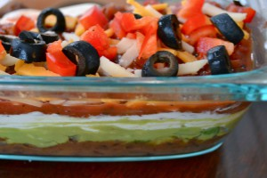 7 Layer Dip- by Maddy Shannon