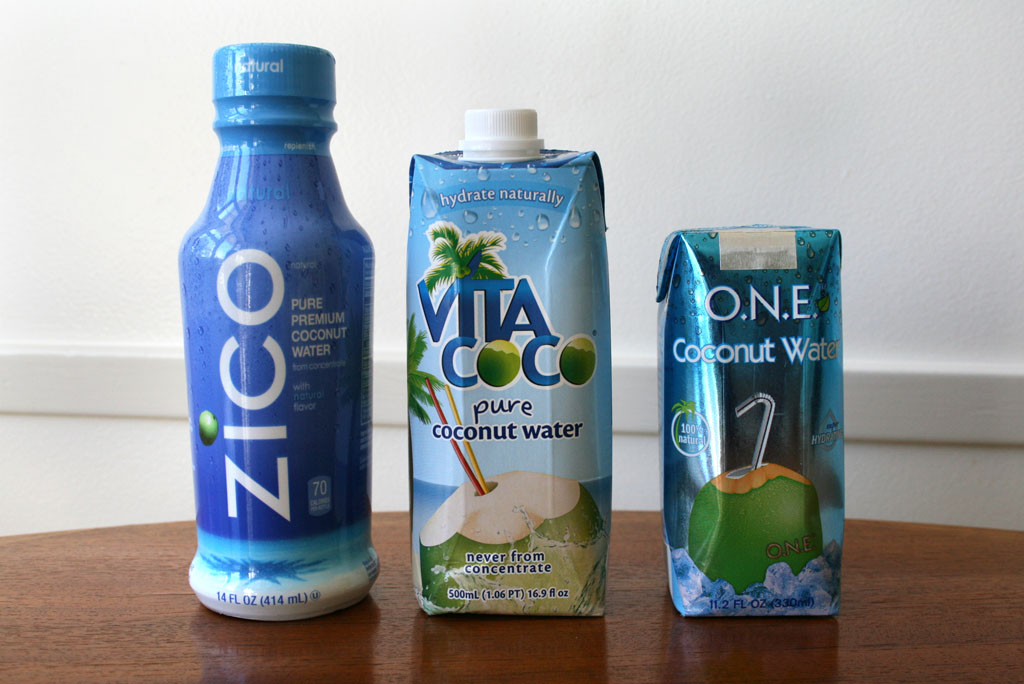 What's the Deal with Coconut Water?