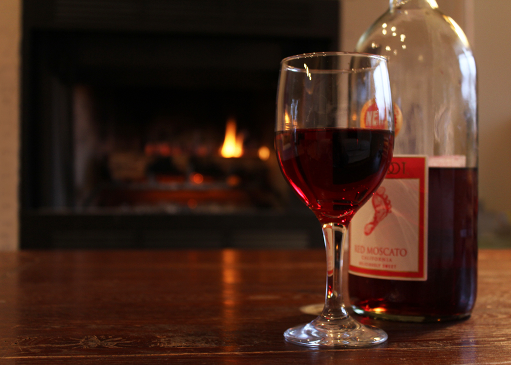 Red, Red Wine: Five Reasons to Raise a Glass