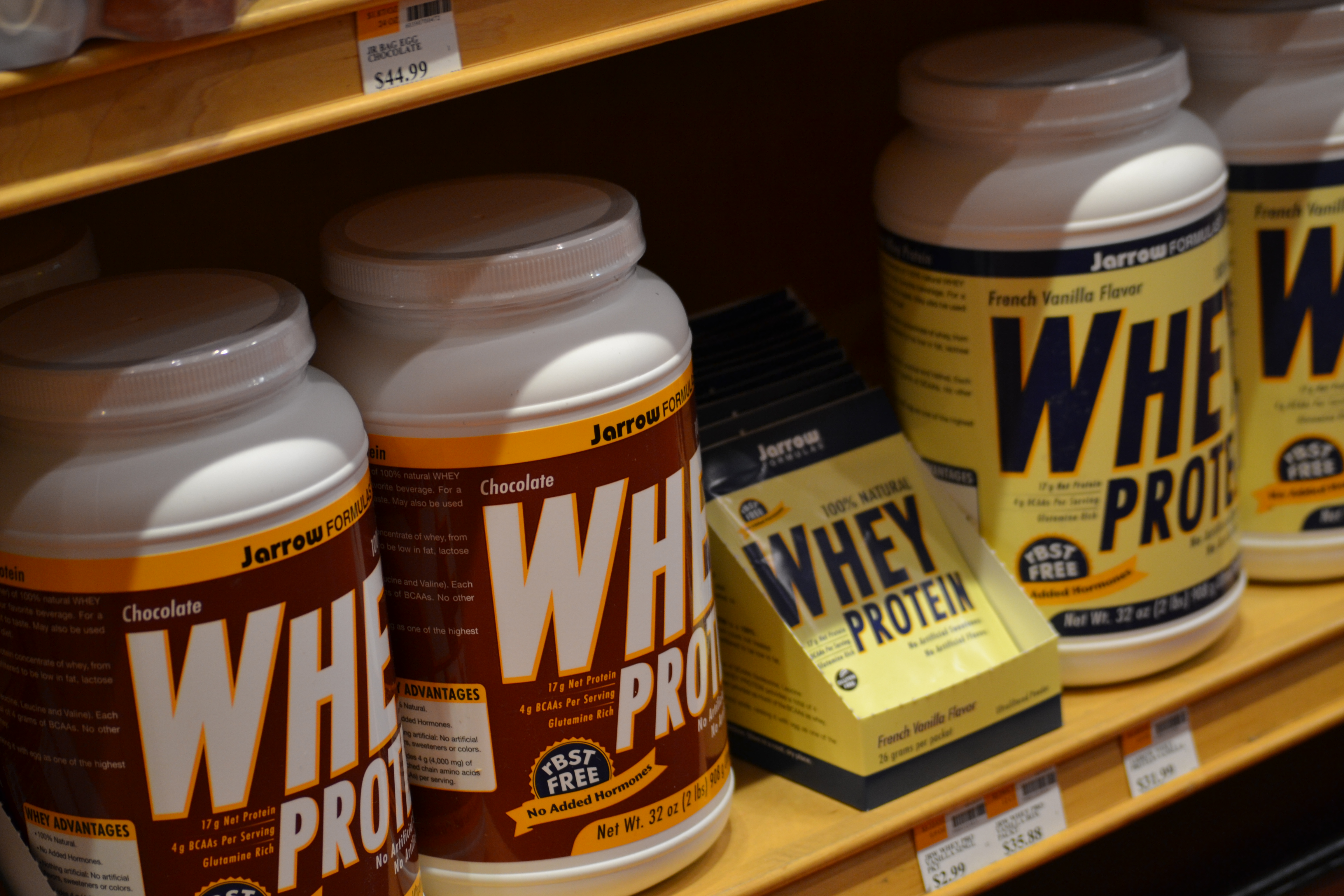 The Wonderful World of Whey Protein