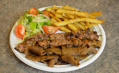 Photo courtesy of greekfiregrill.com