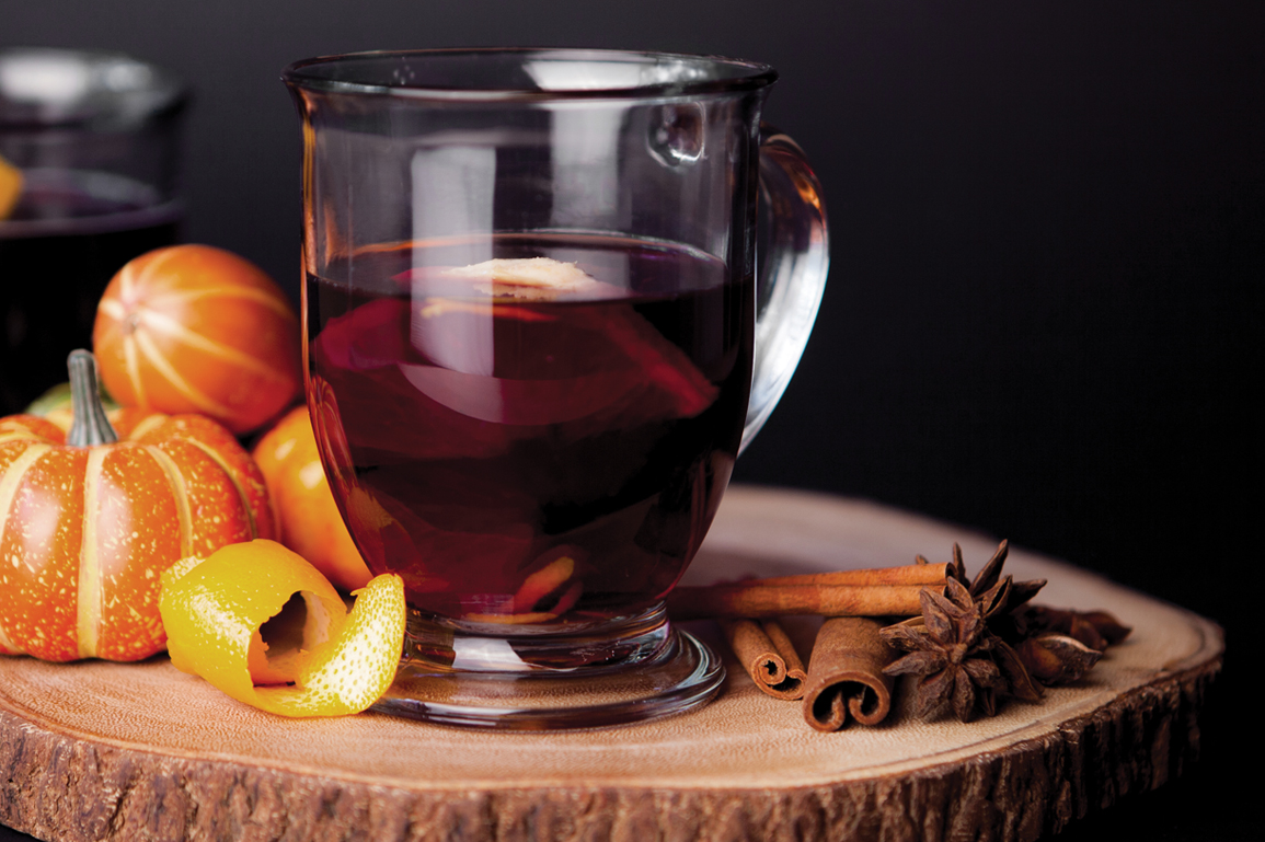 Vin Chaud: Mulled Wine