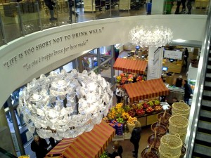 Eataly Disappoints