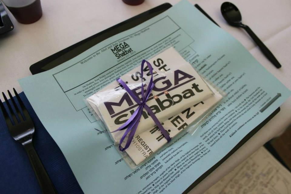 Mega Shabbat