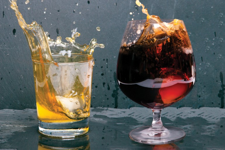 The Easiest Two-Ingredient Drinks You'll Ever Make