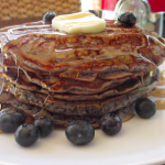 Secret-Ingredient Blueberry Pancakes